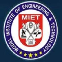Model Institute of Engineering and Technology logo