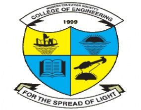 Modern Education Societys College of Engineering logo