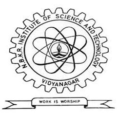 NBKR Institute of Science and Technology Vidyanagar logo