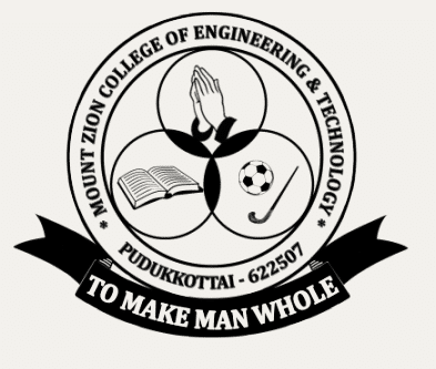 Mount Zion College of Engineering and Technology logo
