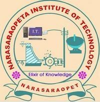 Narasaraopeta Institute of Technology logo