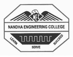 Nandha Engineering College logo