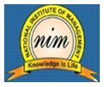 National Institute of Management logo
