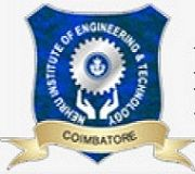 Nehru Institute of Engineering and Technology logo