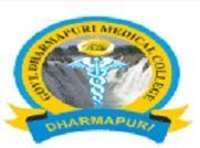 Government Dharmapuri Medical College logo