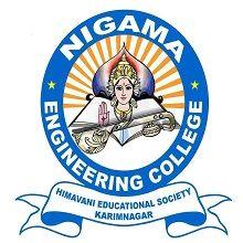 Nigama Engineering College logo