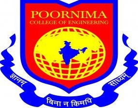 Poornima Institute of Engineering and Technology logo
