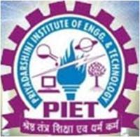 Priyadarshini Institute of Engineering and Technology logo