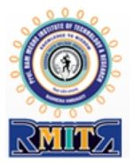 Ram Meghe Institute of Technology and Research logo