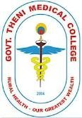 Theni Government Medical College logo