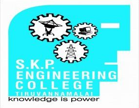 SKP Engineering College logo