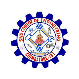 SNS College of Engineering logo