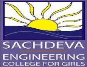 Sachdeva Engineering College For Girls logo