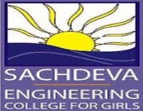 Sachdeva Engineering College For Girls logo