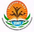 Sadguru Swamy Nithyananda Institute Of Technolgy logo