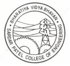 Sardar Patel College Of Engineering logo