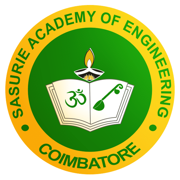 Sasurie Academy of Engineering logo