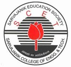 Sarvajanik College of Engineering and Technology logo