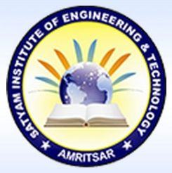 Satyam Institute of Engineering and Technology logo