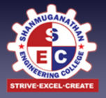 Shanmuganathan Engineering College, Tirumayam logo