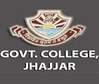 Government College Chhara logo