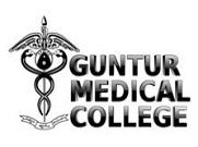 Guntur Medical College logo