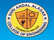 Shri Andal Alagar College of Engineering, Chennai logo