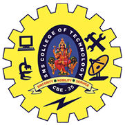 SNS College of Technology logo