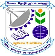 Sona College of Technology logo