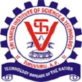 Sree Vahini Institute of Science and Technology logo