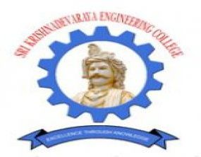 Sri Krishnadevaraya Engineering College logo
