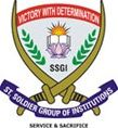 St Soldier Institute Of Engineering And Technology logo