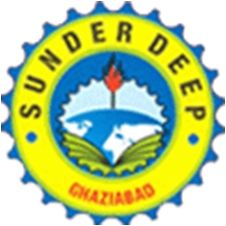 Sunder Deep College of Engineering and Technology logo