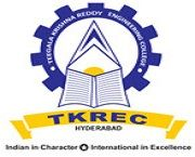 Teegala Krishna Reddy Engineering College, Hyderabad logo