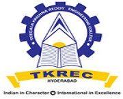 Teegala Krishna Reddy Engineering College, Hyderabad logo