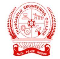 Thangavelu Engineering College logo