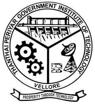 Thanthai Periyar Government Institute of Technology logo