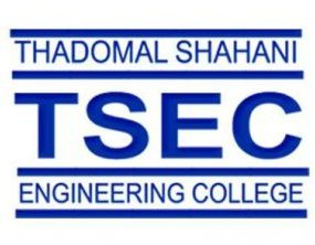 Thadomal Shahani Engineering College logo