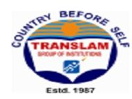 Translam Institute of Technology and Management logo