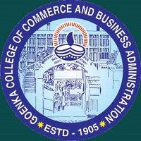 Goenka College of Commerce and Business Administration logo