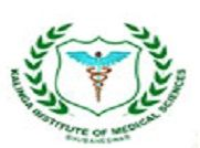 Kalinga Institute of Medical Sciences, Bhubaneswar logo
