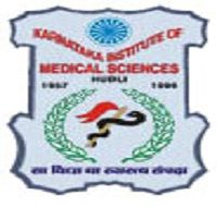 Karnataka Institute of Medical Sciences, Hubli logo