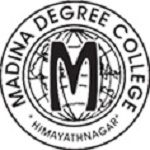 Madina Degree College logo