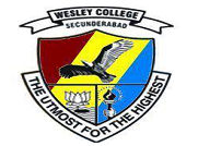 Wesley Degree College, Secunderabad logo