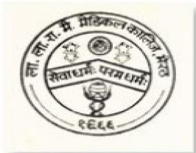 LLRM Medical College logo