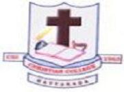 Christian College Kattakada logo