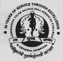Lokmanya Tilak Municipal Medical College logo