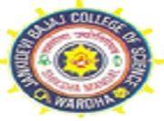 Jankidevi Bajaj Science College logo