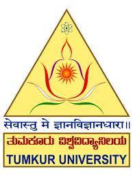 University College of Science Tumkur University logo