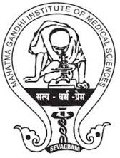 Mahatma Gandhi Institute of Medical Sciences logo